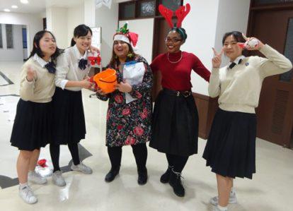 2018EIクリスマスパーティ