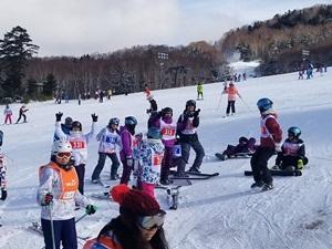2018スキーチャレンジキャンプ