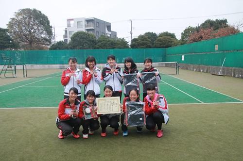 2018テニス部