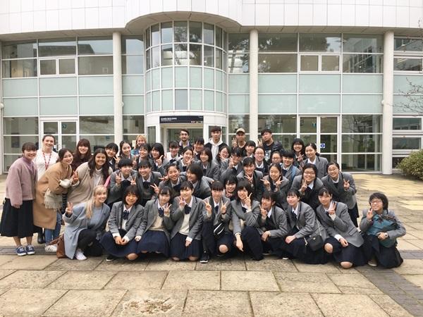 2018イギリス語学研修