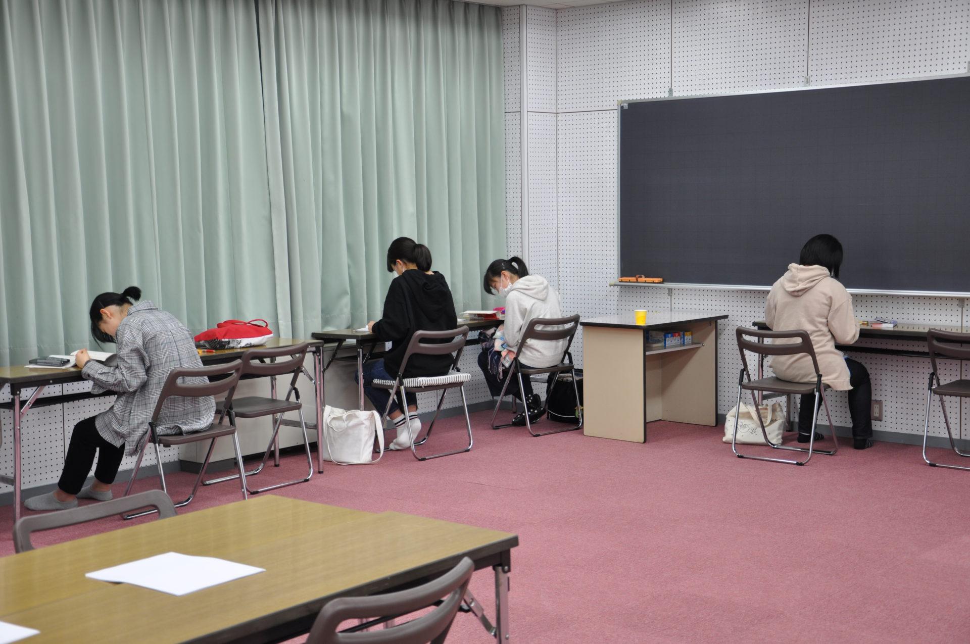 高1勉強合宿