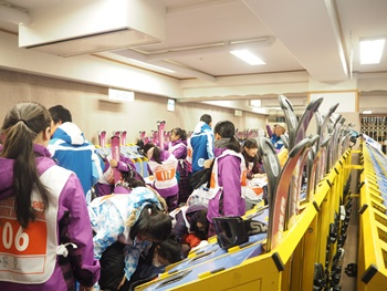 2020スキーチャレンジキャンプ