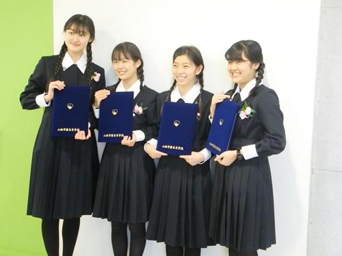 2019年度卒業式
