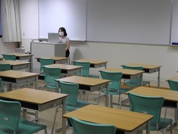 2021年2学期始業式